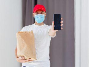 О рекомендациях по безопасной доставке еды на дом в период пандемии коронавируса
