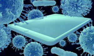 Защити себя и свой смартфон от коронавируса
